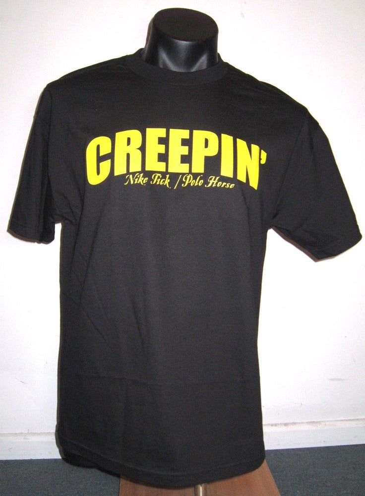 Image of FRAKSHA Creepin' T Shirt