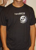 Image of Handsome T-shirt (with FREE SPiN CD)