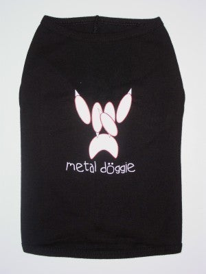 Image of Metal Doggie - Dog Tee