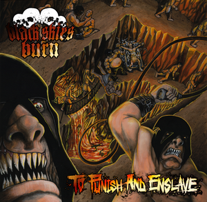 "Image of ""To Punish and Enslave"" CD"