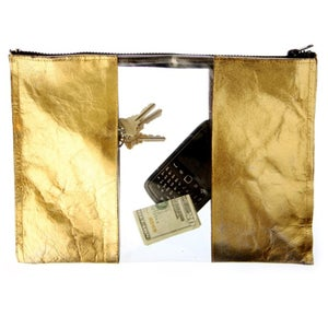 Image of Gold Illusion Clutch