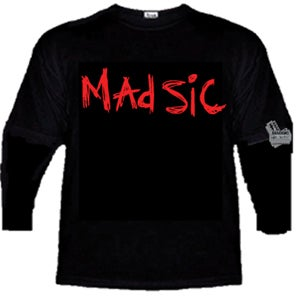 Image of Madsic long sleeve t shirt