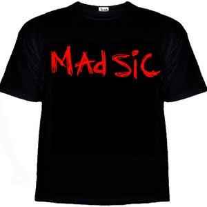 Image of Madsic logo short sleeve