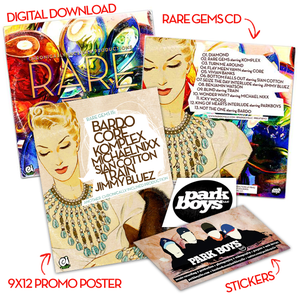 Image of Rare Gems (Deluxe Package)