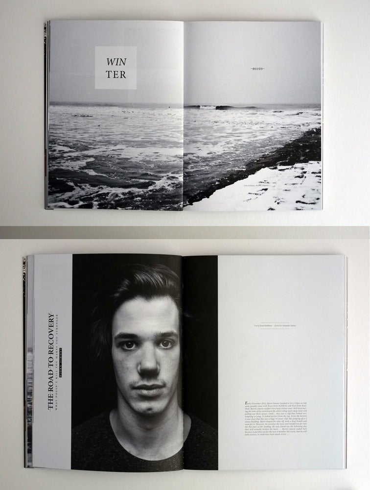 Image of COLLECTIF MAGAZINE #1 / PUSH YOUR LUCK