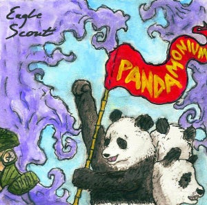Image of Pandamonium! EP