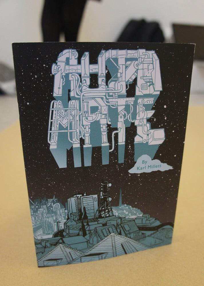 Image of AUTOMATE comic