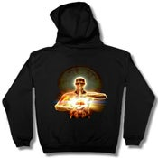 Image of The Time Traveller Album Art - Hoodie
