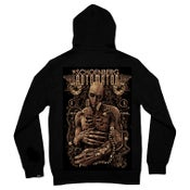 "Image of Schoenberg ""Infected"" Zip-Up Hoodie FREE SHIPPING IN AUS"