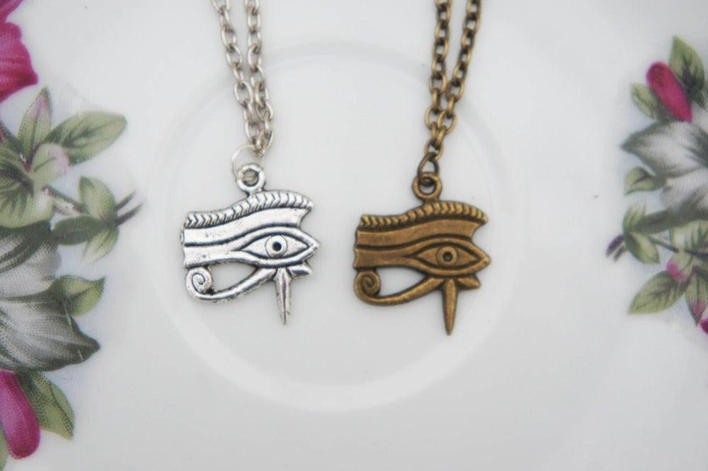 Image of Eye of Ra Necklace