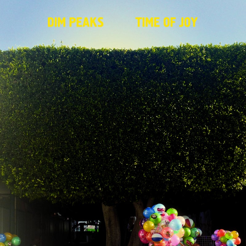 Image of Dim Peaks - Time Of Joy 12""