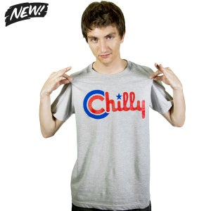 Image of Chilly Heather Grey Tee (UNISEX)