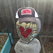 Image of Alaska Love Trucker Hat- Cigar