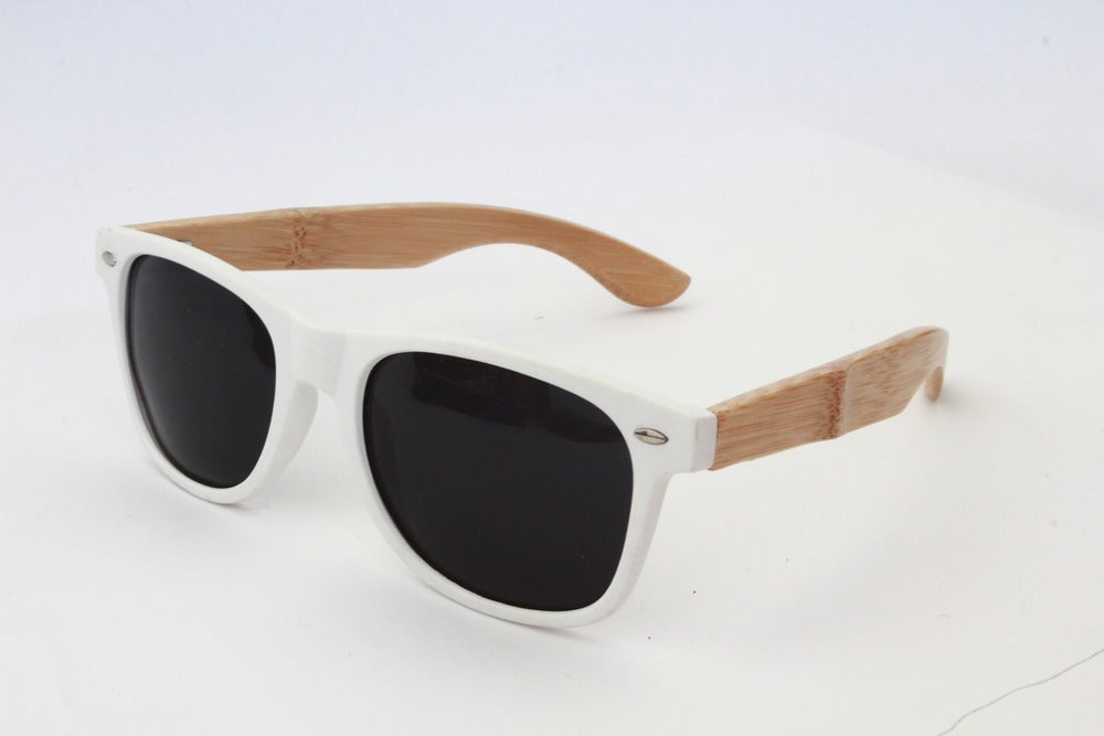 Image of WOOD | PLASTIC SUNGLASSES