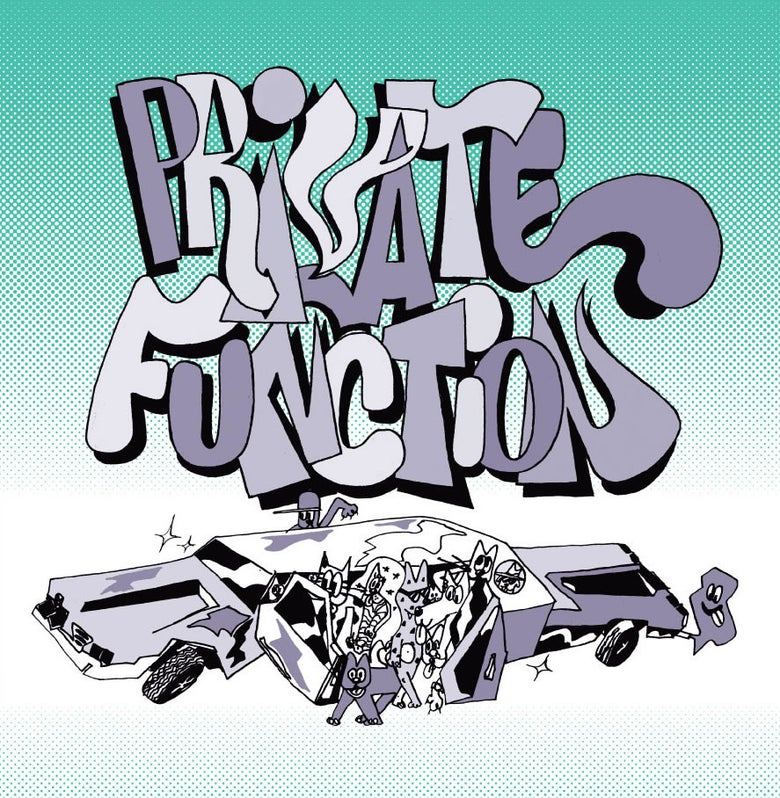Image of Private Function 12""