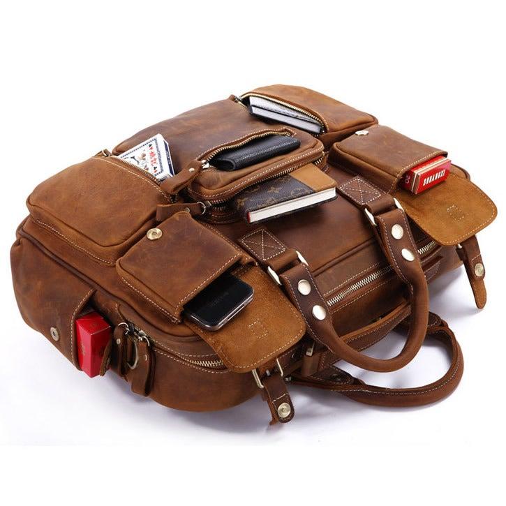Neo Handmade Leather Bags | neo leather bags — Vintage Handmade ...