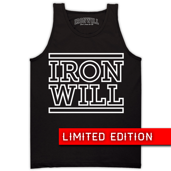 Image of Iron Will Tank Top