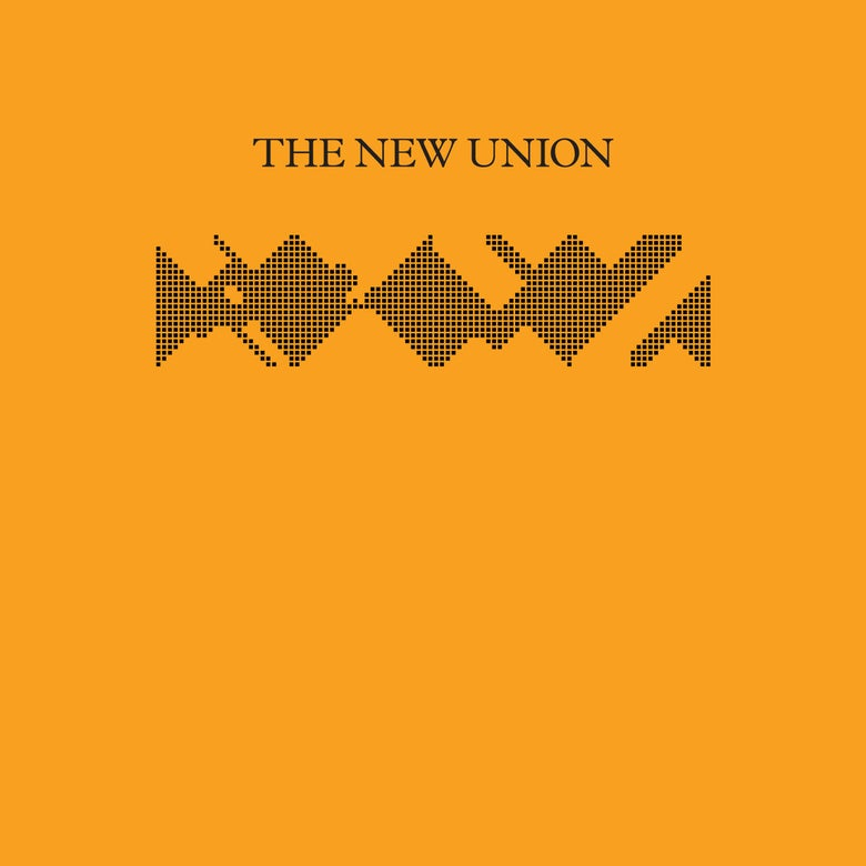 "Image of The New Union - Staying Friends 12"" Vinyl EP"