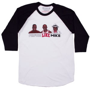 Image of Perform Like Mike (unisex raglan)