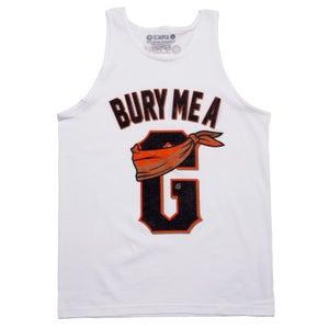 "Image of Bury Me a ""G"" (tank 2 colorways)"