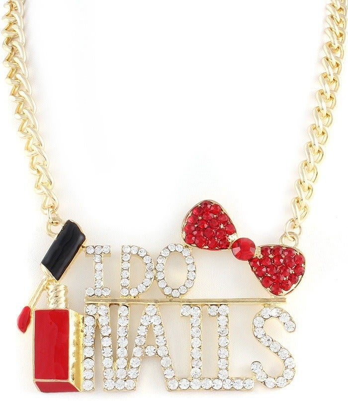 Image of I Do Nails 💅 Chain