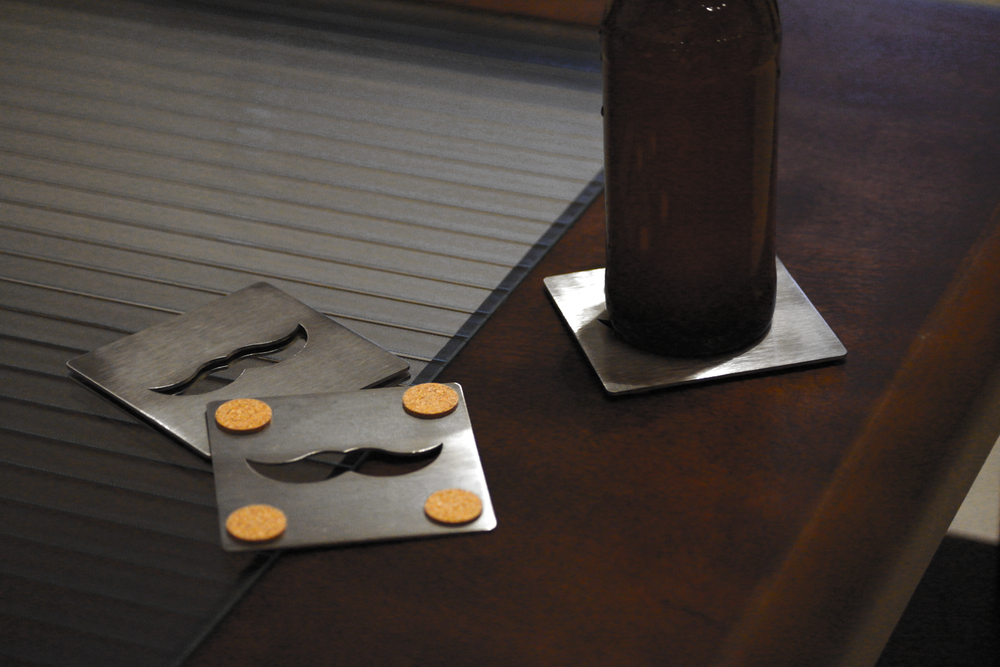 Image of SINGLE MAN COASTERS