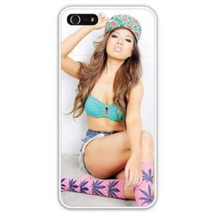 Image of Holly Lee iPhone 5 Case (B2)