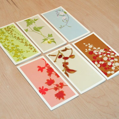 Image of Tall Card - Pack of 6