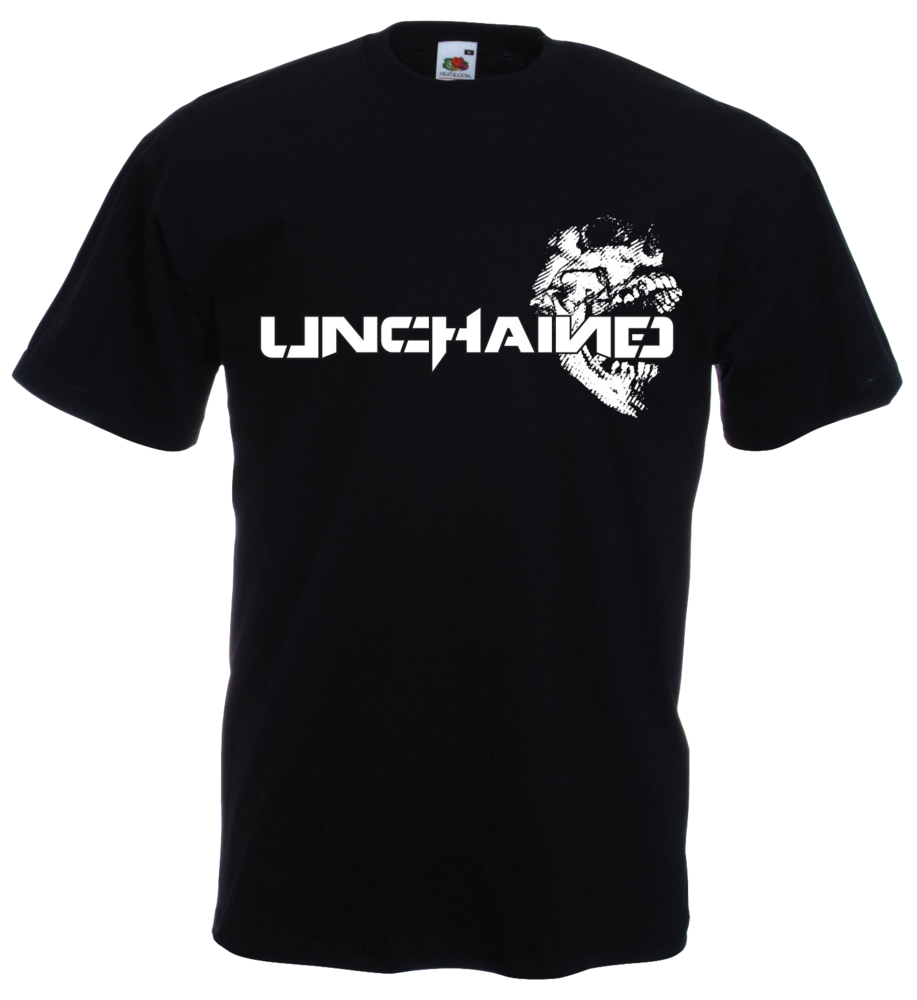 Image of T-Shirt Unchained Skull