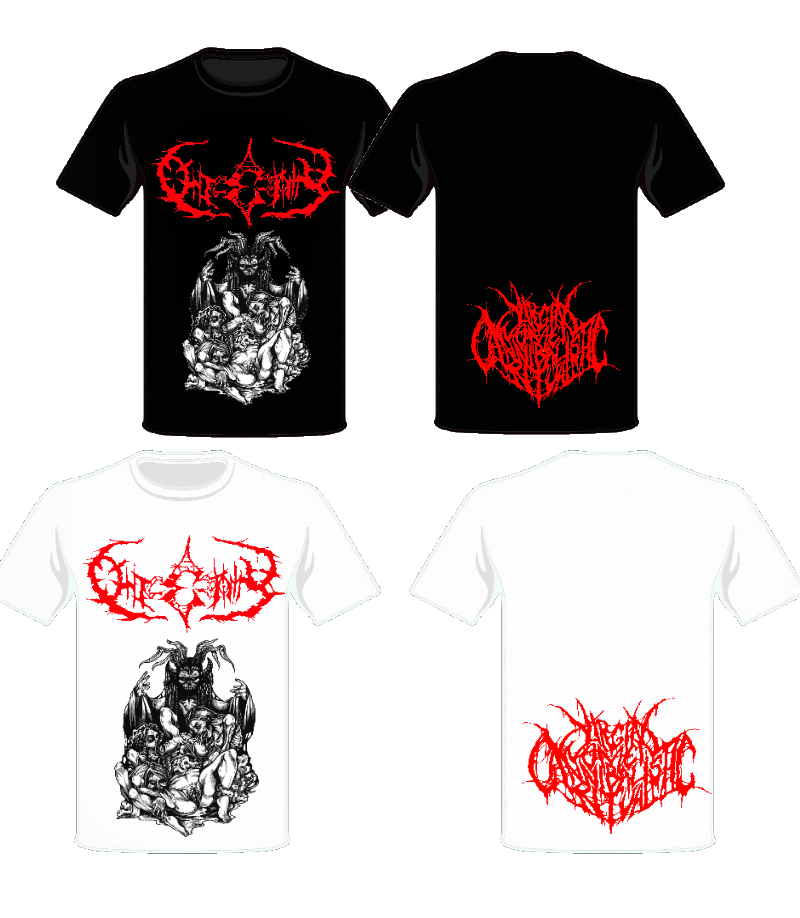 """Image of """"Virgin Women Cannibalistic Ritual"""" Shirt"""