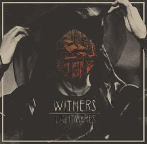 "Image of WITHERS 'lightmares' 12""LP"