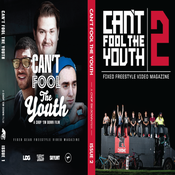 Image of CANT FOOL THE YOUTH FIXED GEAR FREESTYLE MAGAZINE COMBO PACK