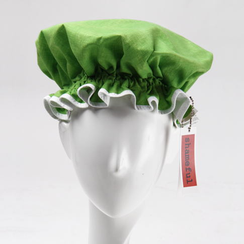 Image of Showercap apple green - regular size