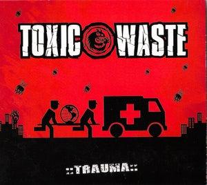 Image of TOXIC WASTE (cd) - Trauma - 2007