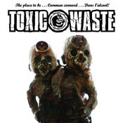 Image of Split TOXIC WASTE/LE REPARATEUR - 2013