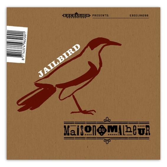 "Image of Maison du Malheur - Jailbird / VINYL 7"" SINGLE"