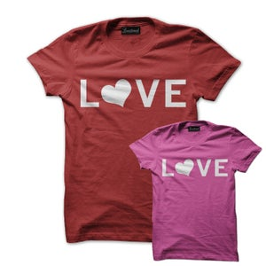 Image of LOVE TSHIRT