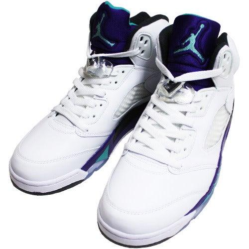 """Image of Air Jordan V """"Grape"""""""