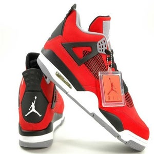"Image of Air Jordan 4 ""Toro"""