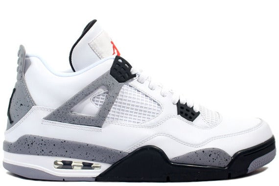"Image of Jordan IV ""Cement"""