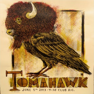 Image of Tomahawk 9:30 Club DC
