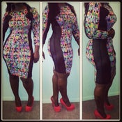 Image of ColorPixie Dress