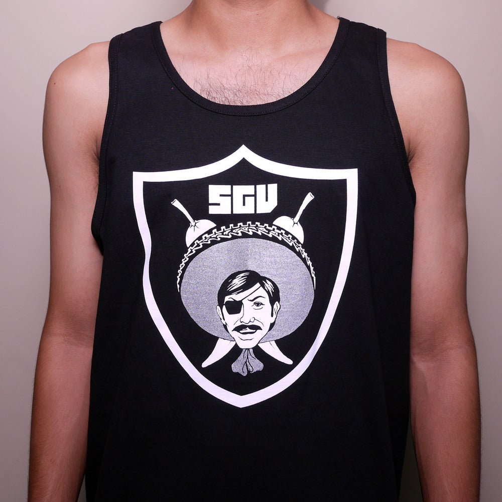 Image of SGV Commitment To Spiciness tank top