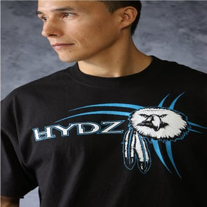 Image of Eagles Locked / Shirt - Black