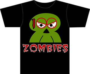 Image of 100 Zombies Logo