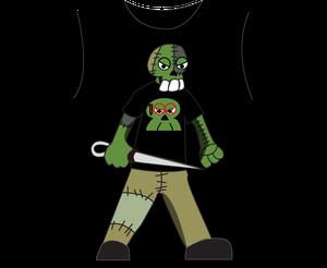 Image of 100 Zombies: Zombie 001