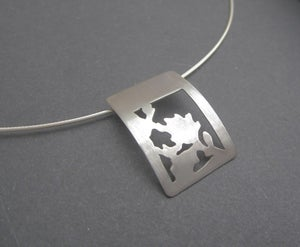 Image of Silhouette Necklace