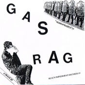 Image of GAS RAG - HUMAN RIGHTS EP