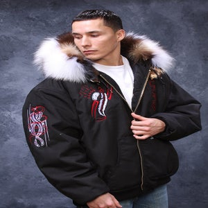 Image of Warrior / Coat - Black