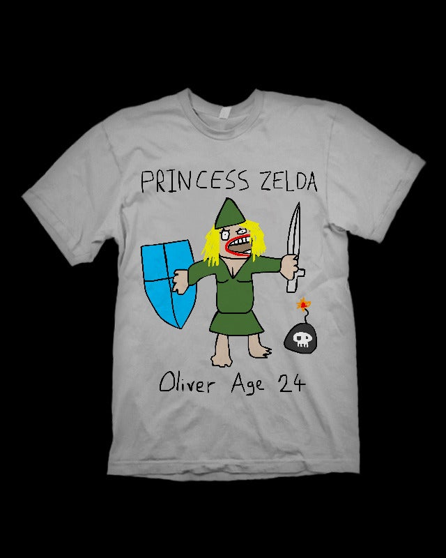 Image of Princess Zelda T-Shirt